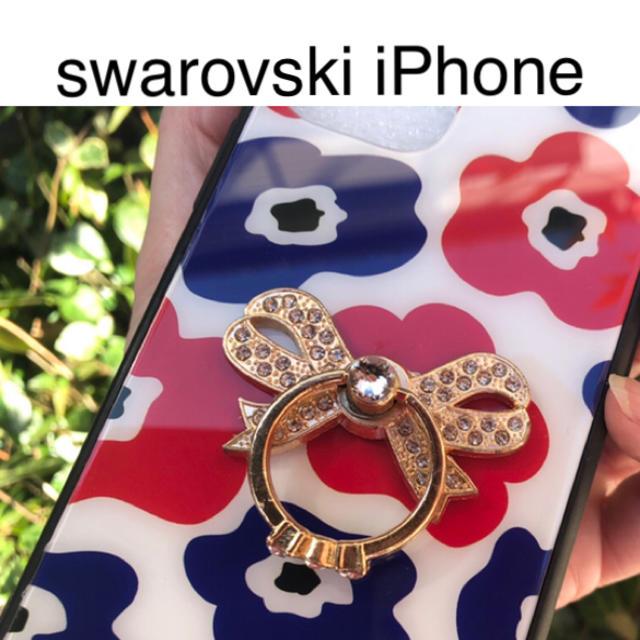 iPhone11/11pro/11proMaxケース 強化ガラス リングつきの通販 by J's shop|ラクマ
