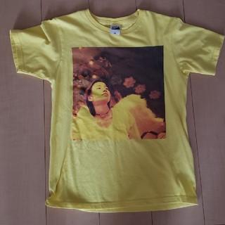スピッツジャケットTシャツ 空の飛び方イエロー(Tシャツ(半袖/袖なし))
