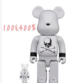マスターマインドジャパン(mastermind JAPAN)のBE@RBRICK 100%+400% セット(キャラクターグッズ)