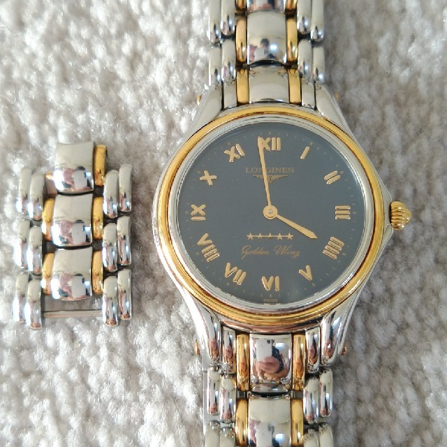 スーパーコピー 時計 ロレックス アンティーク - LONGINES - LONGINES L3.605.5 GOLDEN WING ロンジンの通販