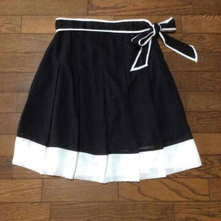 フェリシモ(FELISSIMO)の専用 千趣会 春夏 プリーツスカート(ひざ丈スカート)
