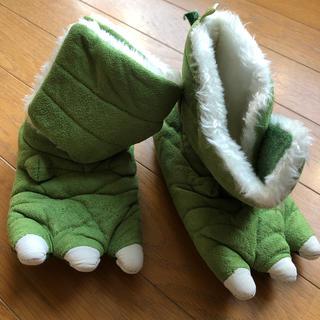 恐竜だよ☆ベビー〜キッズ室内ブーツ(ブーツ)