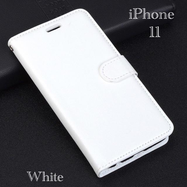 coach iPhone 11 ProMax ケース 財布型 、 iPhone11 手帳型ケース レザー 液晶フィルム フォトフレーム ホワイトの通販 by りゅう's shop|ラクマ