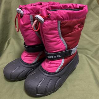 ソレル(SOREL)のソレル防寒ブーツ22センチ(ブーツ)