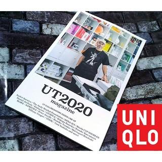 ユニクロ(UNIQLO)の★新品 UNIQLO UT ガイドBooK 2020(ファッション)