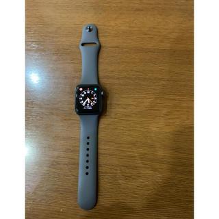 アップルウォッチ(Apple Watch)のApple Watch cellular モデル‼︎シリーズ3です(スマートフォン本体)