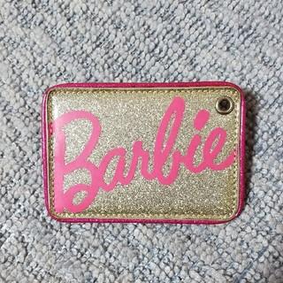 バービー(Barbie)のBarbieパスケース(名刺入れ/定期入れ)