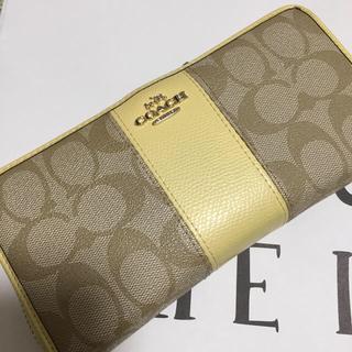 お財布(USED)COACH(財布)