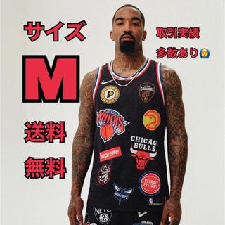 シュプリーム(Supreme)のシュプリーム 18SS NIKE × NBA マルチロゴバスケタンクトップ(バスケットボール)