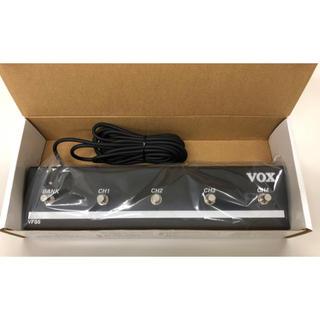 ヴォックス(VOX)のVOXアンプ用フットスイッチ VFS5 新品(ギターアンプ)