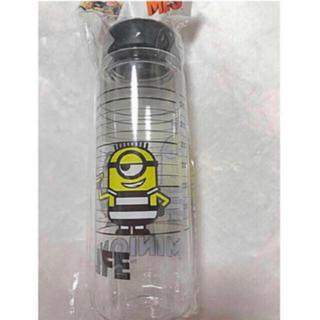 ミニオン(ミニオン)のミニオン クリア ウォーター ボトル 水筒 タンブラー(水筒)