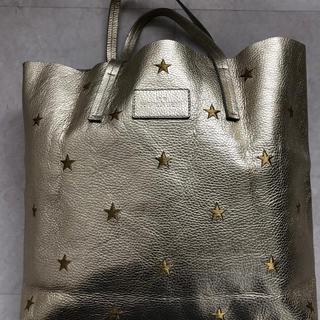 エストネーション(ESTNATION)の☆ NUR きなこ様専用☆ヌール スターシシュウシャンパンゴールド bag(トートバッグ)