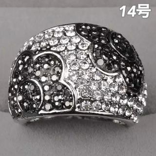 ★定価12800円★【SWAROVSKI】『花神の戯れ』クロスローズ リング(リング(指輪))