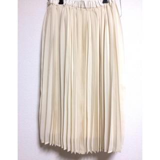 ラグナムーン(LagunaMoon)のプリーツ スカート(ロングスカート)