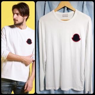 モンクレール(MONCLER)のMONCLER❇️ワッペン 長袖Tシャツ(Tシャツ/カットソー(七分/長袖))