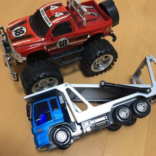 ⭐️トイコー社製⭐️イスズ車載トラック 4wdクルマ