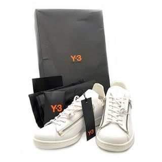 ワイスリー(Y-3)の新品 未使用 Y-3 ワイスリー ADIDAS STAN ZIP 28㎝ (スニーカー)