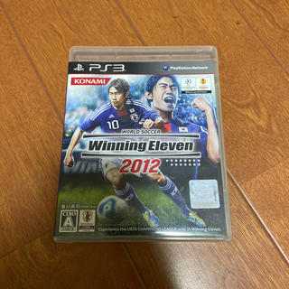 コナミ(KONAMI)のワールドサッカー ウイニングイレブン 2012 PS3(家庭用ゲームソフト)