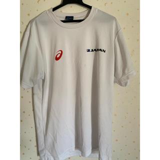 アシックス(asics)のハンドボール 日本代表tシャツ 最終値下げ(記念品/関連グッズ)