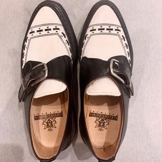 ジョージコックス(GEORGE COX)のローファー 黒 ジョージコックス(ローファー/革靴)