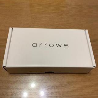 アローズ(arrows)のarrows M05 ブラック 新品未使用 黒(スマートフォン本体)