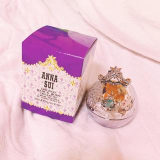 アナスイ(ANNA SUI)のアナスイ ホリデー ヘア&ボディ クリーム 02(ボディクリーム)