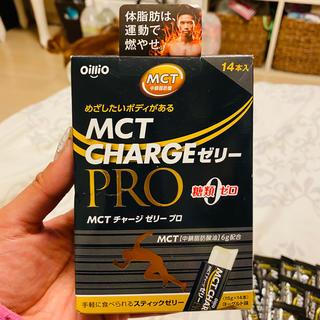 MTC 中鎖脂肪酸 チャージゼリー プロ 13本