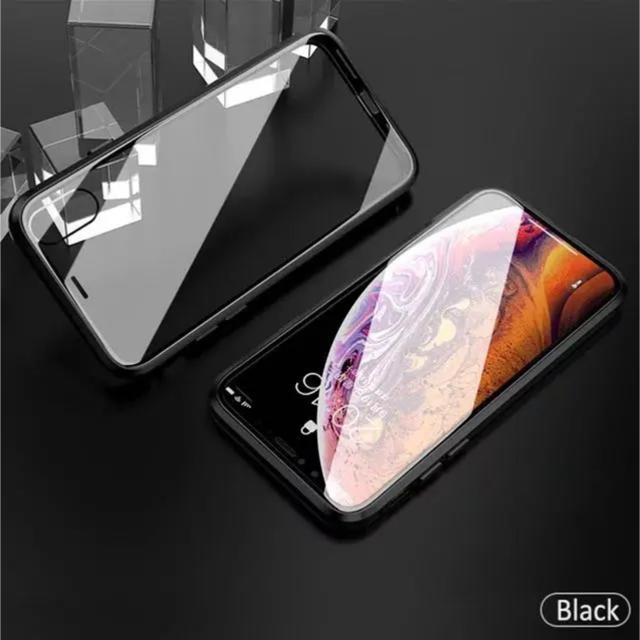 シュプリーム iPhone 11 Pro ケース 人気色 、 両面強化ガラス iPhone11用ケース 磁力吸着の通販 by 桜.com|ラクマ