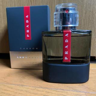 プラダ(PRADA)のプラダ ルナロッサ カーボン オーデトワレ 50ml(香水(男性用))