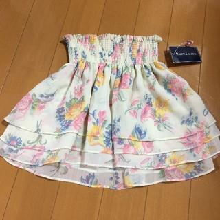 Ralph Lauren - ラルフローレン♥春スカート  100cm