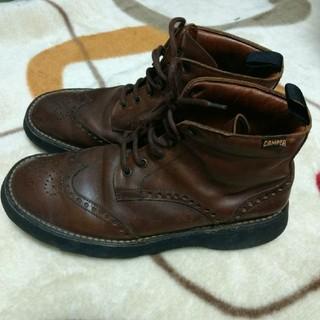 カンペール(CAMPER)のカンペール CAMPER ブーツ 靴 26 26.5 ビジネス レッドウィング(ブーツ)