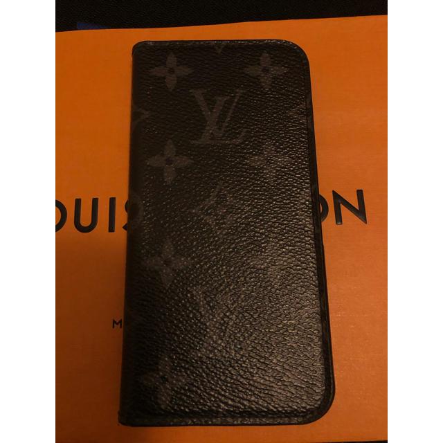 LOUIS VUITTON - ルイヴィトン  正規品 モノグラム エクリプス アイフォンケースの通販