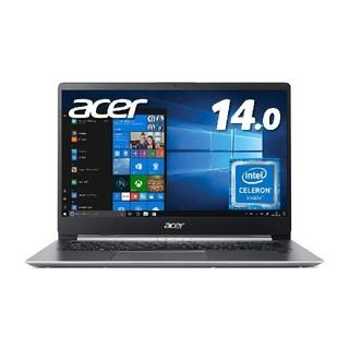 エイサー(Acer)の【新品未使用】acerノートPCswift1 sf114-32-n14u/s(ノートPC)