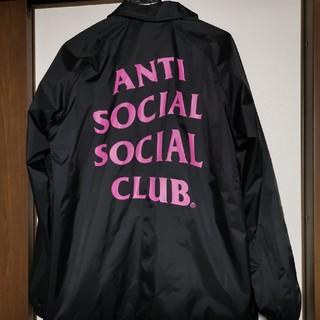 アンチ(ANTI)の新品 約70%off Mサイズ Anti Social Social Club (ナイロンジャケット)