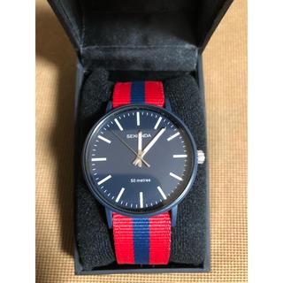 スカーゲン(SKAGEN)のSEKONDA セコンダ 腕時計 メンズ(腕時計(アナログ))