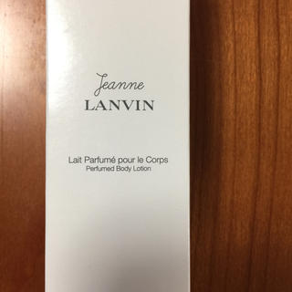 ランバン(LANVIN)のランバン(ボディローション/ミルク)