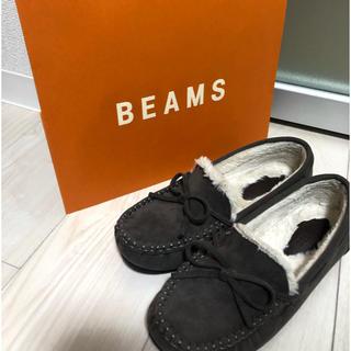 ビームス(BEAMS)のモカシンシューズ(スリッポン/モカシン)