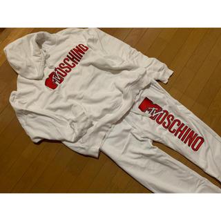 モスキーノ(MOSCHINO)のMOSCHINO セットアップ(パーカー)