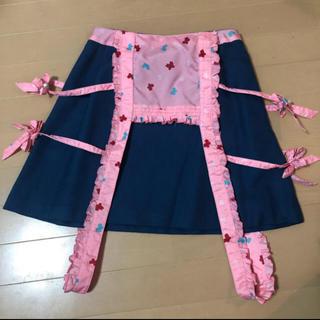 ケイスケカンダ(keisuke kanda)の梨凛花 スカート(ひざ丈スカート)