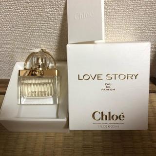 クロエ(Chloe)のクロエ ラブストーリー EDP  30mL(香水(女性用))
