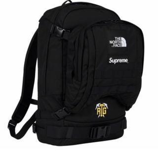 シュプリーム(Supreme)のsupreme20ss Week3 TNF RTG Backpack Black(バッグパック/リュック)