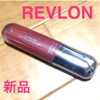 REVLON - レブロン ウルトラHDマットリップカラー 700(1本入)