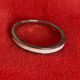 大きめシルバーファッションリング   24号(リング(指輪))