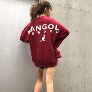 カンゴール(KANGOL)のKANGOL★backLOGOスウェット★web限定カラー(トレーナー/スウェット)