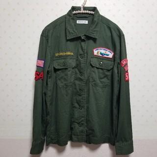 ブラウニー(BROWNY)の✿即購入OK✿BROWNY(ブラウニー)サイズ【F】ミリタリーシャツ(シャツ)