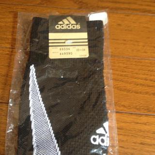 アディダス(adidas)のadidas新品ハイソックス(ソックス)