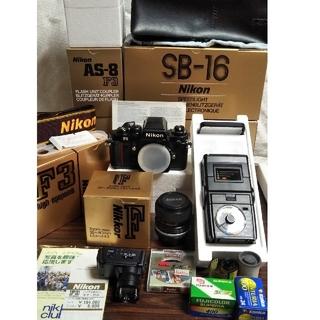 ニコン(Nikon)のNikon F3 HP フィルムカメラ(フィルムカメラ)