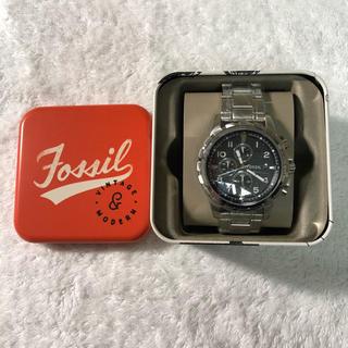 フォッシル(FOSSIL)の新品 FOSSIL メンズウォッチ(腕時計(アナログ))