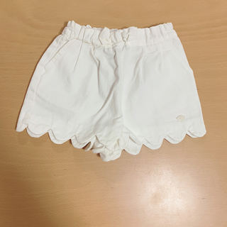 プティマイン(petit main)の新品タグ付 petit main ズボン 80サイズ(パンツ)