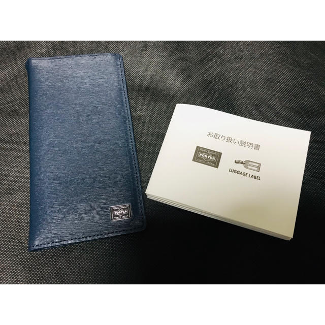 Kate spade iPhone 11 ケース 手帳型 / PORTER - 【売り切り価格】ポーター Porter カレント スマホケース 未使用品の通販